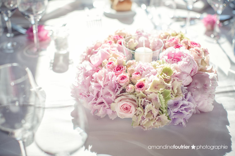 couronne, centre de table, Bouquet de mariée orchidee fleurs mariage décoration fleurs mariage fleuriste artisan