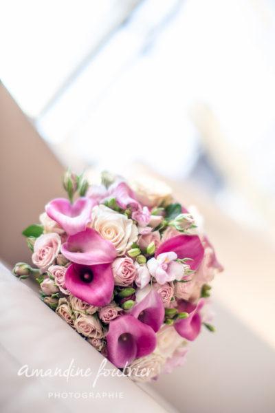 Bouquet de mariée design floral bouquet romantique décoration florale mariage fleurs mariage fleuriste mariage aurelie lafond-doligniere fleurs d'un jour www.fleursdunjour.fr