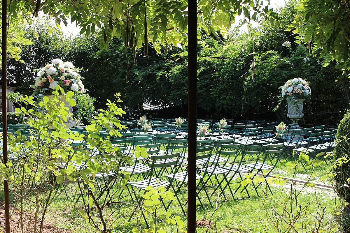 Bouquet de mariée freesia fleurs mariage fleuriste mariage décoration florale mariage au château château de Vallery fleurs d'un jour