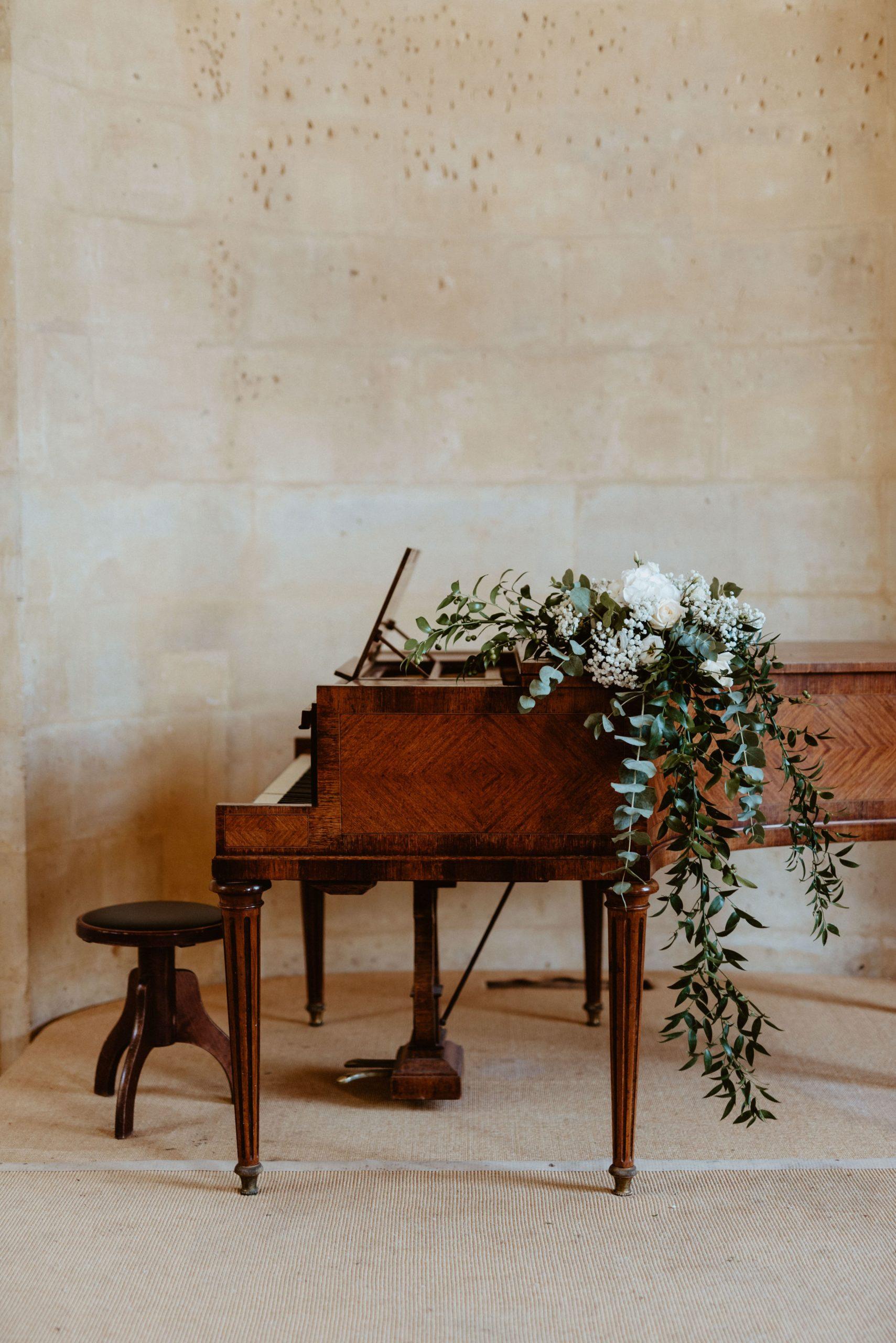 mariage chateau de Vallery